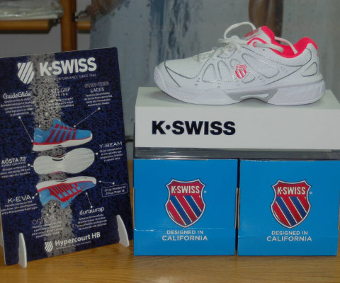 K-Swiss Express 100T Woman