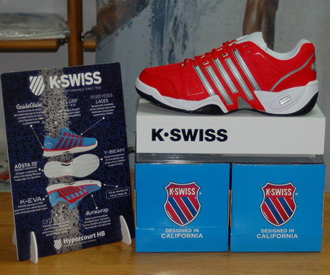 K-Swiss Accomplish II Mesh